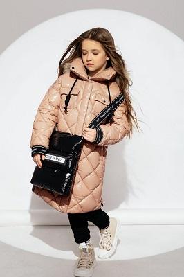 Пальто для девочки ЗС-919