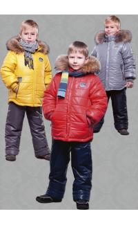 Детский зимний костюм для мальчиков ЗС-354 ЗС-355 256f682fbc9