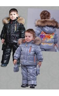 Детский зимний костюм для мальчика ЗС-375 ЗС-376 52291518f66