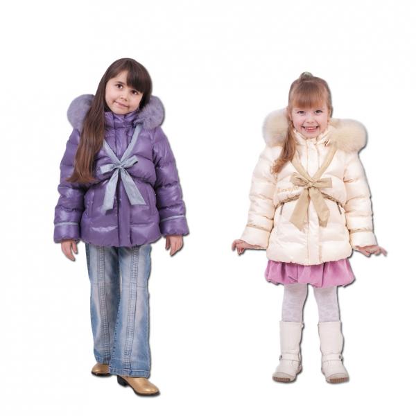 зимние куртки для девочек - Все о моде