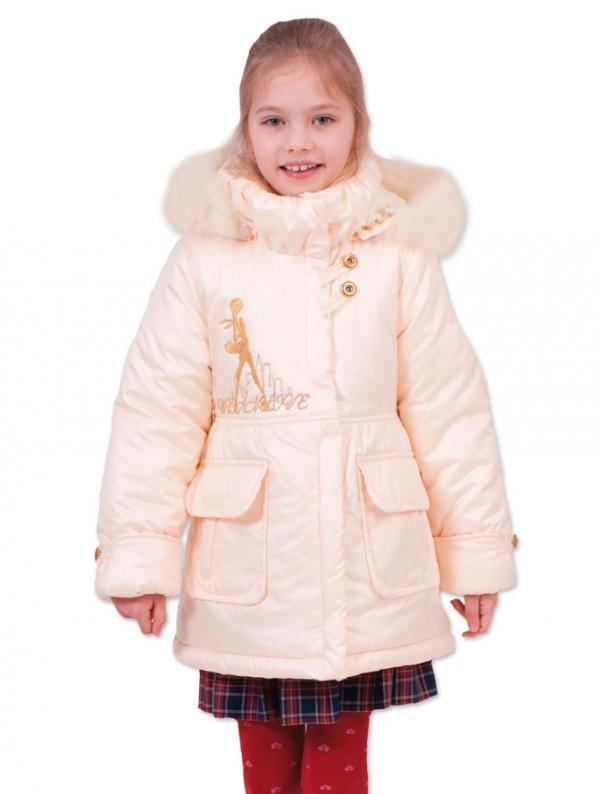 Детские зимние куртки для девочек (З-262