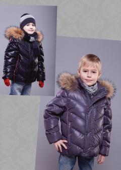 модель З-320  Куртка для мальчика
