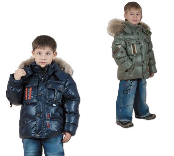 Детские зимние куртки по низким ценам из Германии