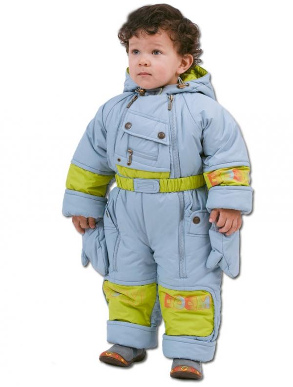 Детские комбинезоны на зиму ЗС-124