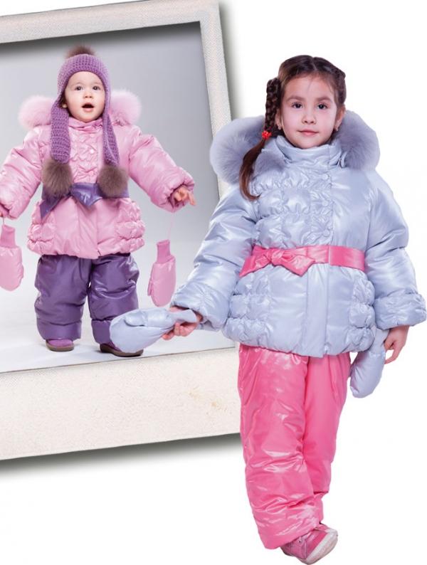 и стильно. Зимние куртки для девочек