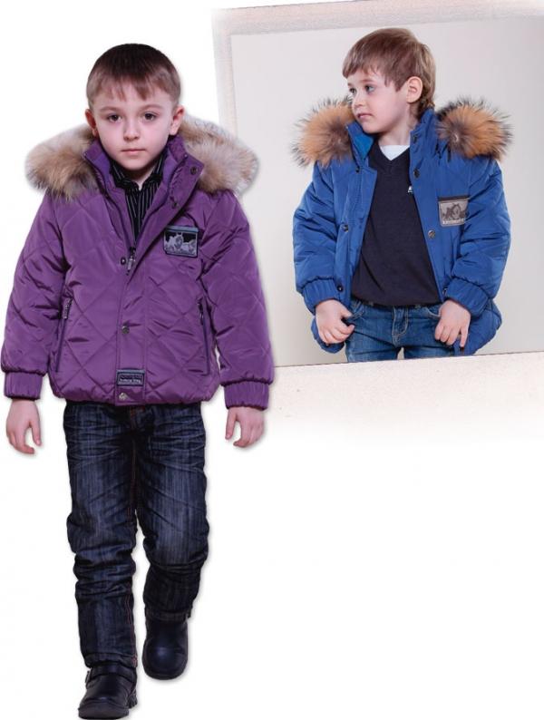 Модный портал. Зимнее пальто с мехом