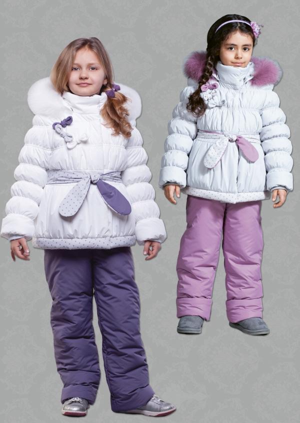 Зимний комплект для девочки 1-2 года. в